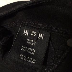 Hudson Jeans Jeans - Hudson Jeans black jeans size 30